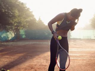 Tennis - how to improve your backhand - womens health uk