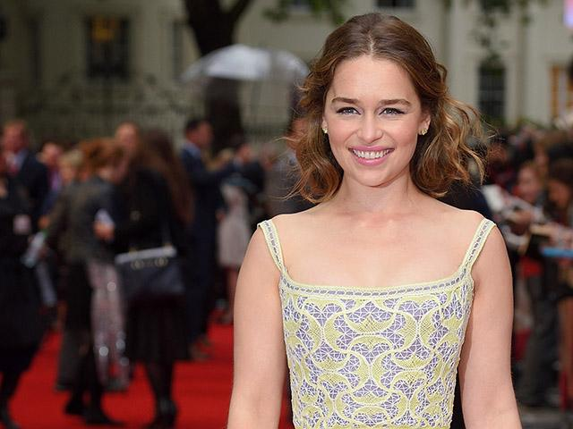 Emilia Clarke Tells Herself: 'You Are Not As Fat As You ...