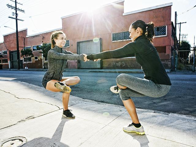 Bum hacks - workout - womens health uk