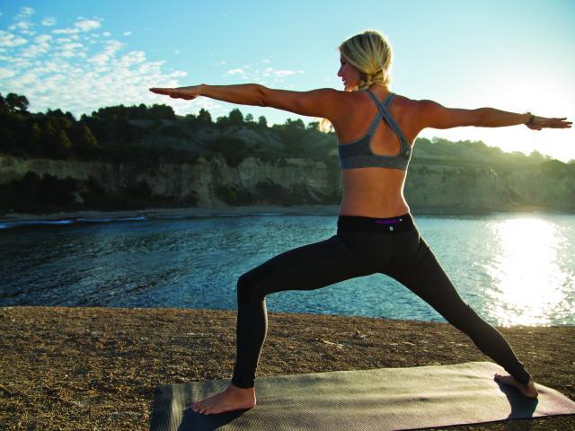 Roxy outdoor fitness model