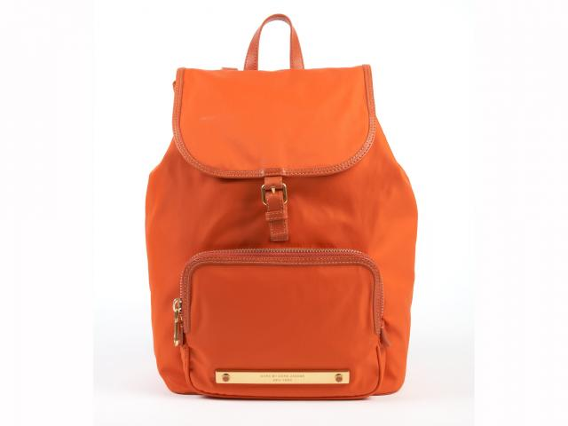 Marc by marc jacobs baby got backpack pop orange