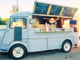 Food truck- 5 ways to stay somewhat healthy at a festival- womenshealth