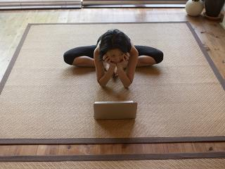 Working - laptop - long hours - womens health uk