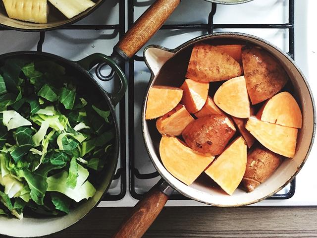 Sweet Potato Skin Womens Health Uk