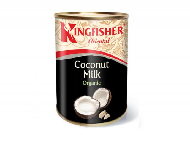 Kingfisher coconut milk