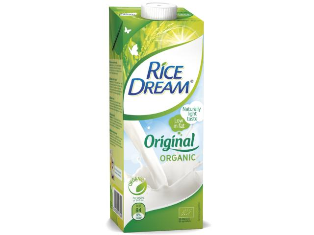 Rice dream original organic