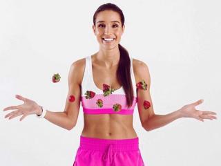 Kayla itsines - new book - womens health uk