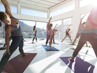 Yoga- metabolism boosters - fat burn - womens health uk