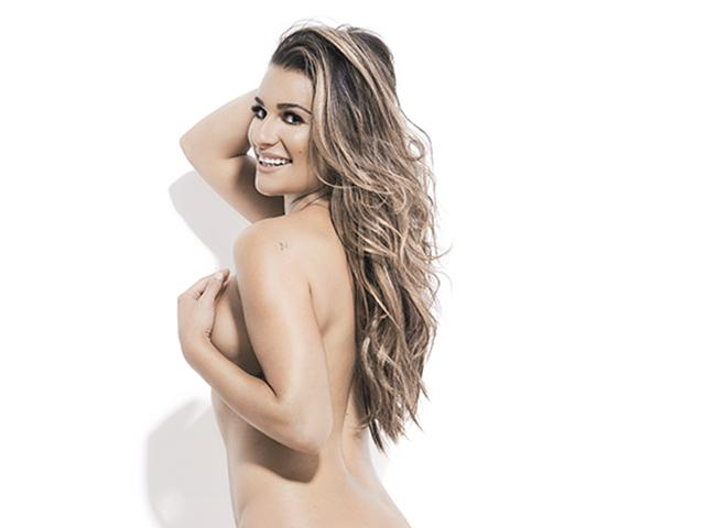 Lea michelle - naked - womens health uk