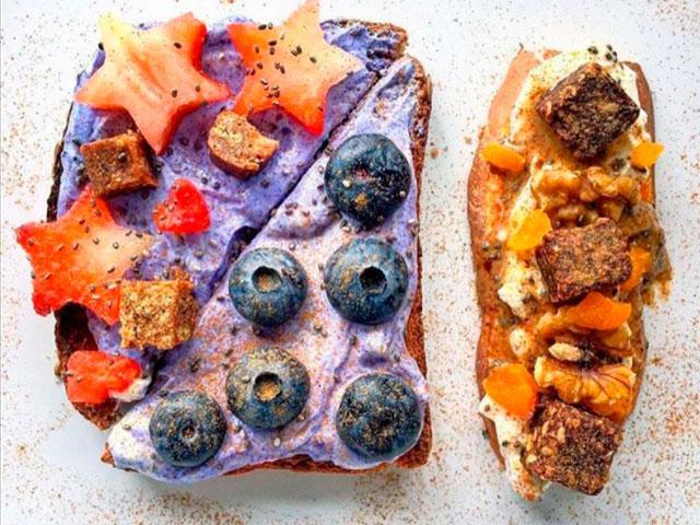 sweet potato toast, how to make it