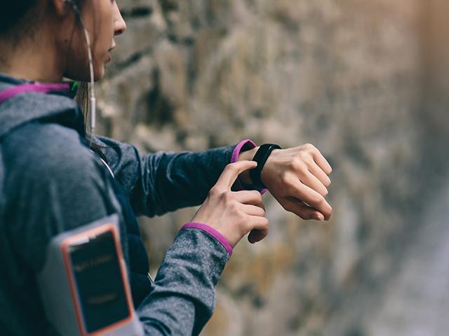 Woman tracker watch - womens health uk