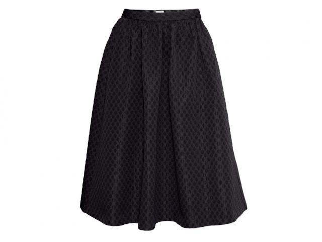 Midcalf skirt