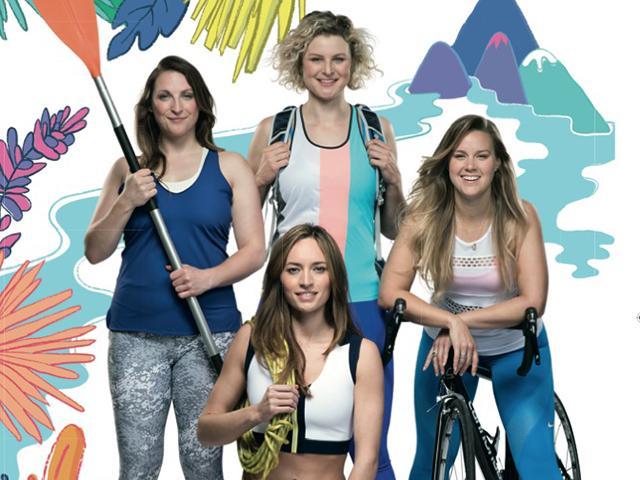 Unsung sports stars - womens health uk