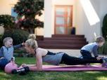 Anna strode - six pack - post partum - womens health uk