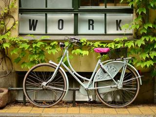 Cycle to work - commute - calories - womens health uk