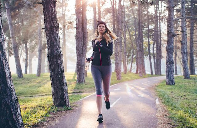 running to lose weight, fat burn, weight loss, womens health