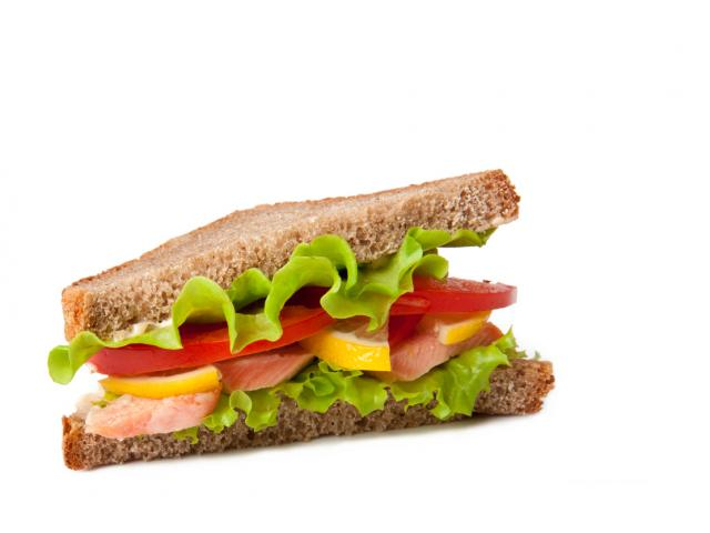 5 healthiest shop bought sandwiches   women s health