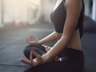 Yoga morning - yoga pose - womens health uk