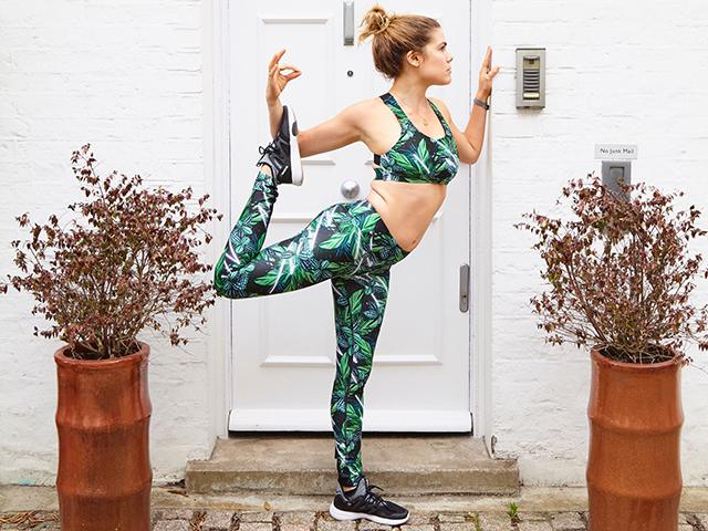 Wellness awards winner, madeleine shaw, fitness, influencer