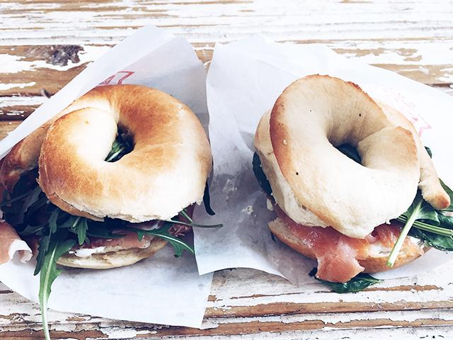 Carbs - bagels - diet fat loss - womens health uk
