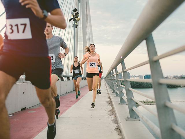 Half marathon - training - tips - mistakes - womens health uk