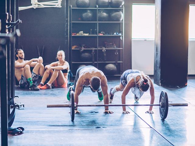 Crossfit circuit - pt questions answered - womens health uk