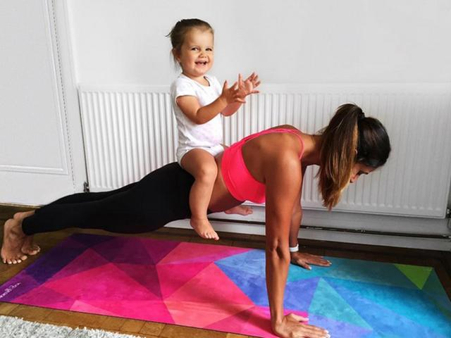 Actively rees - nikki rees - post baby - womens health uk