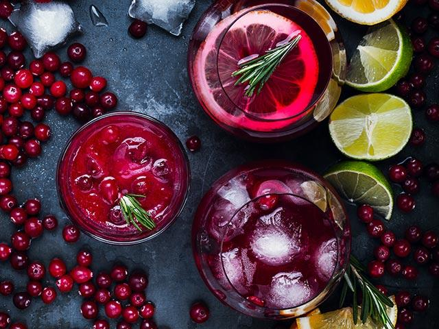 Cranberry juice, cystitis,