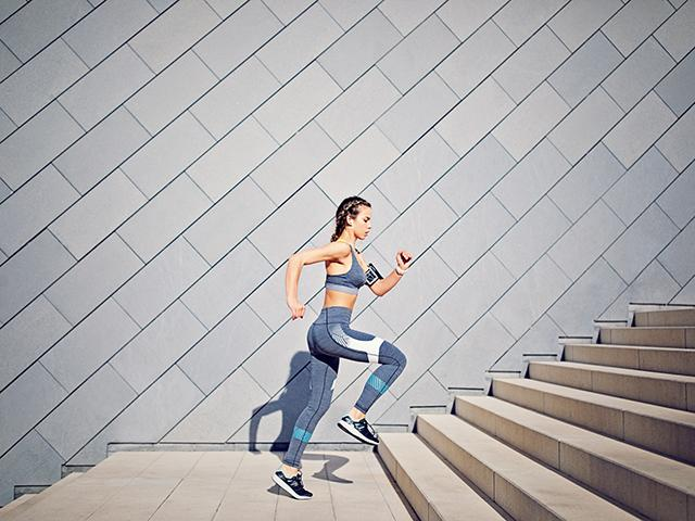 Girl Running -6 Major Life Events That Cause Serious Weight Gain - Women's Health UK