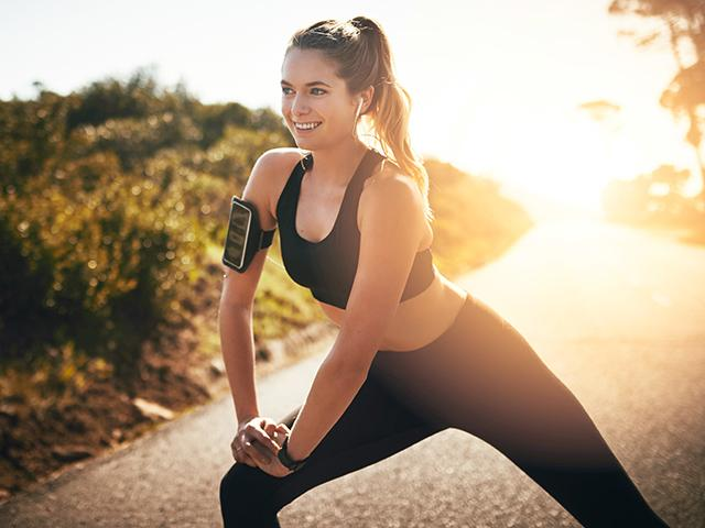 Cardio workout - belly fat - womens health uk