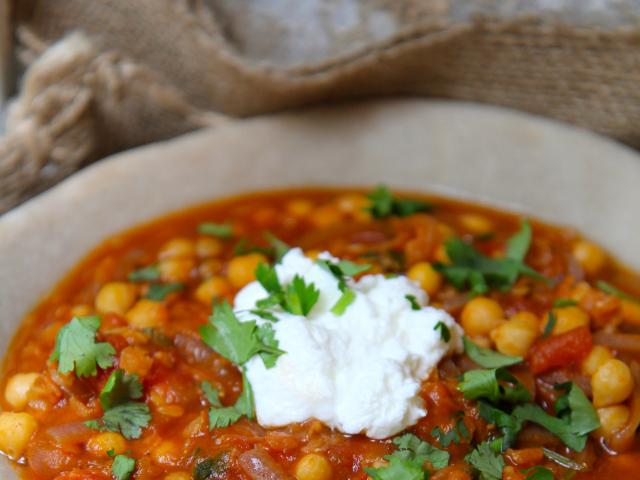 chickpea and spinach moroccan chickpea soup moroccan chickpea stew ...