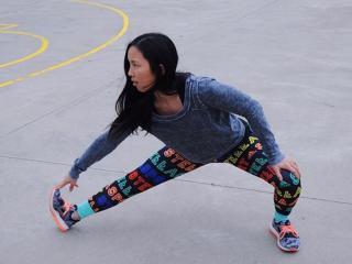 Fitness blogger - calories - sandie - womens health uk