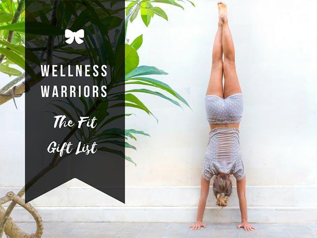 best gifts for wellness warriors