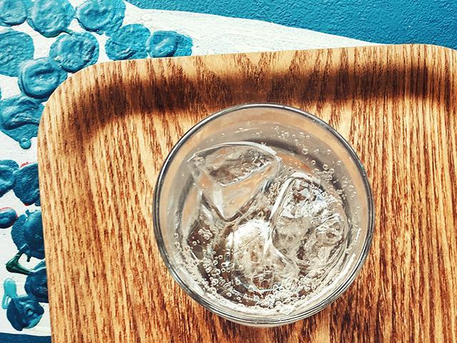 Glass of water - hangover - womens health uk
