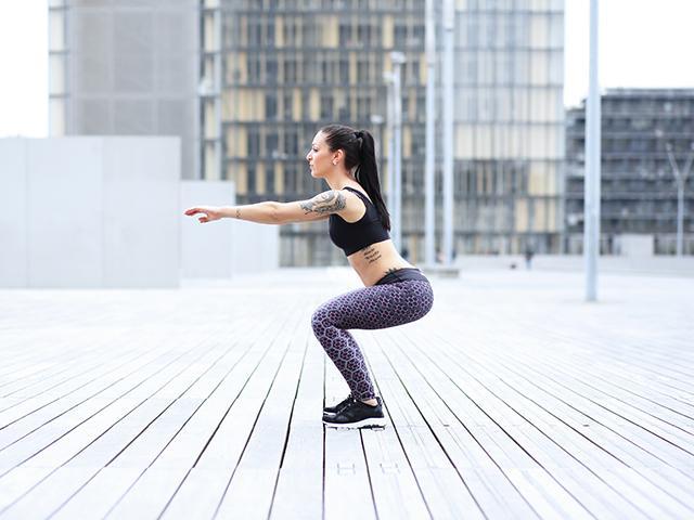 Squat breaks - womens health uk