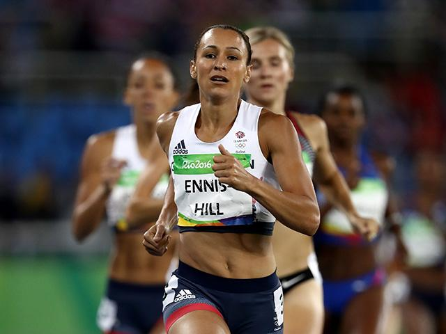 Jessica ennis hill - run tip - womens health uk