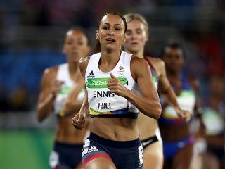 Jessica ennis hill - run tip - womens health uk