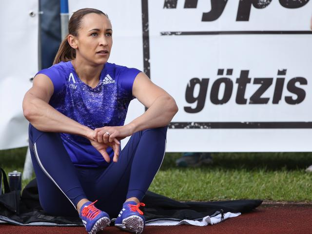 Jess Ennis Hill, Women's Health, British Olympian, Olympics, Strength Training, Heptathlete, Winter, Workout, Exercise, Glutes, Squats, Motivation