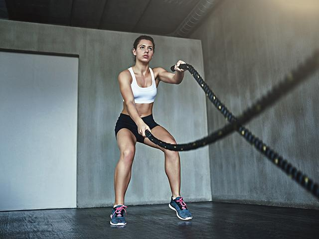 Transformation truths - battle ropes - womens health uk