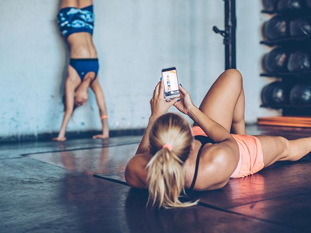 Workout instagram - womens health uk