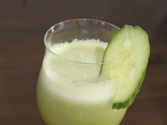 Nathalie schyllert green juice recipe
