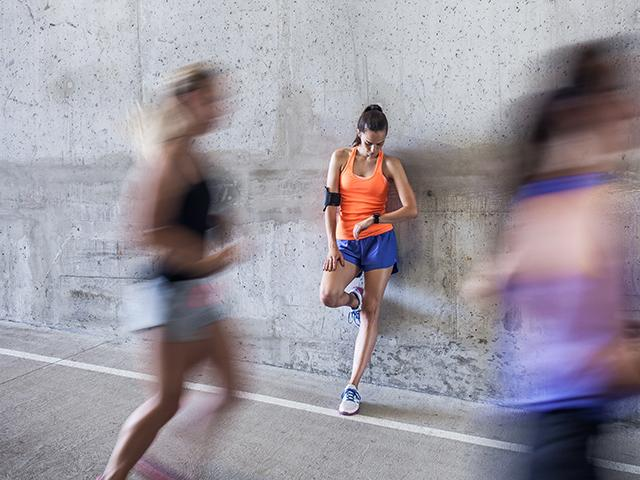 Tracker - apple watch nike review - womens health uk