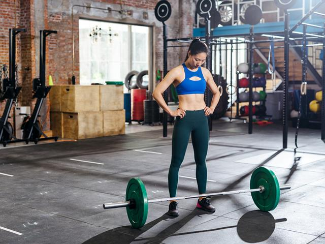 strength training for beginners glossary
