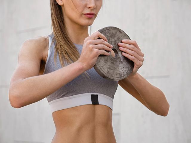 Strength Training: How To Pick The Right Weight For Your Workout
