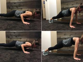 Push ups - push up challenge - womens health uk