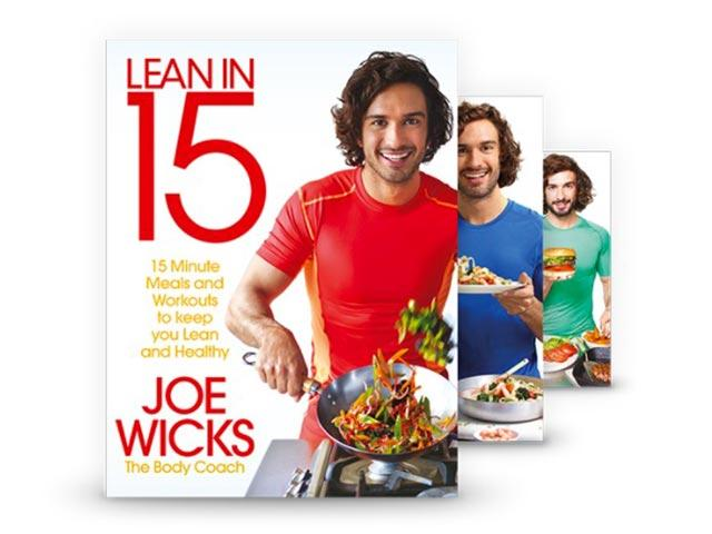 The best new healthy cookbooks for 2017 womens health best ehalthy cookbooks 2017 the body coach joe wicks forumfinder Choice Image