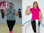 Hula hoop weight loss