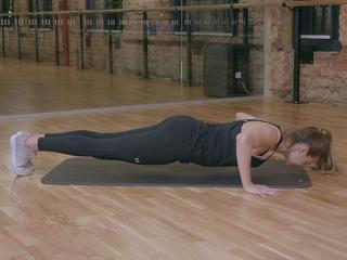 Fit body plan challenge - week 6 - push ups - womens health uk