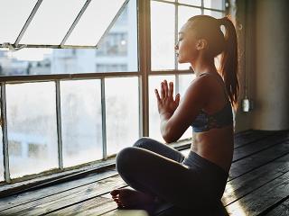 Breathing exercises - stress - womens health uk