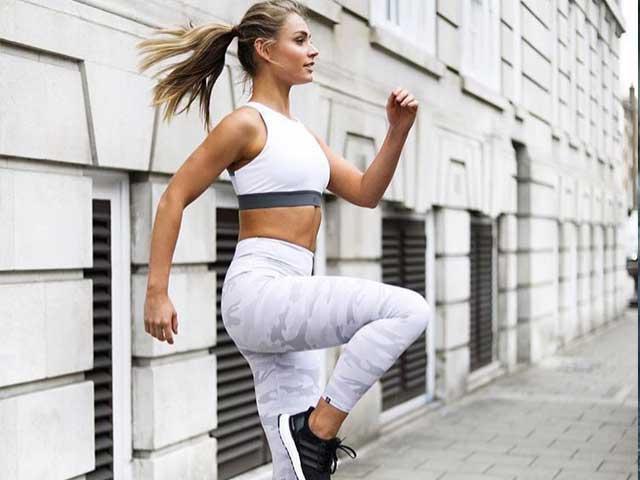 Burpee workout, fitness challenge